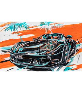 Porsche Carrera GT spider