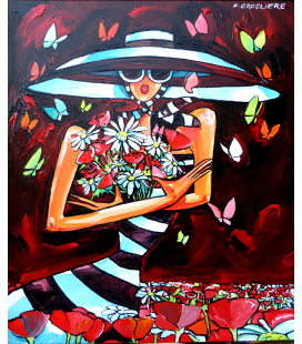 Bouquet de Papillons