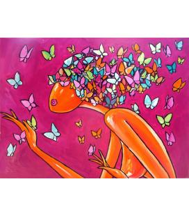Des papillons dans la tête